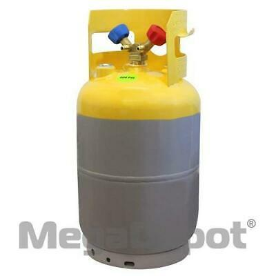 Mastercool 62010, 30 lb DOT-Approved Recovery Cylinder
