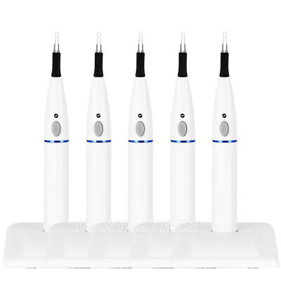 UK 5 Kits Dental Cordless Endo Gutta Percha-points Tooth Gum Cutter with 4 Tips