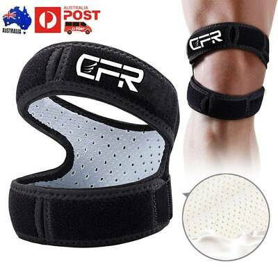 Knee Patella Strap Adjustable Jumper Runner Brace Guard Stabilizer Support Bml