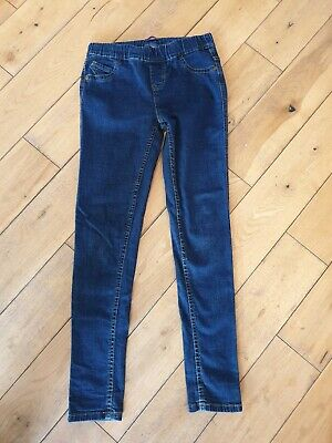 NEXT Blue Full Length Super Skinny Jeggings Size 8R