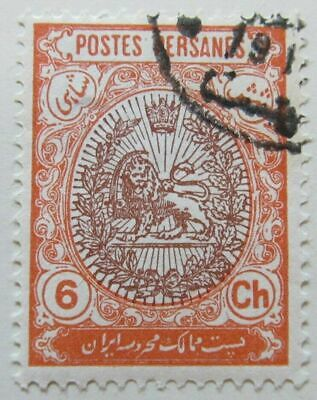 A6P40F133 Middle East 1909 6c used