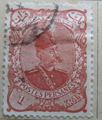 A6P39F42 Middle East 1899 1k used