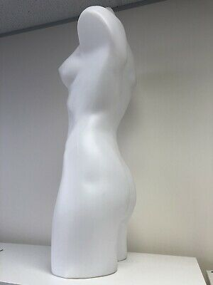 Female torso (white color)