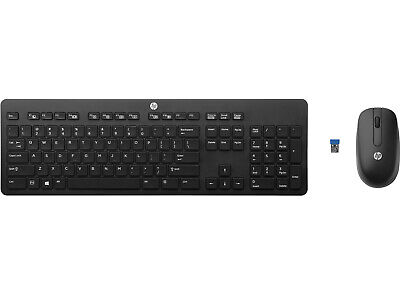 HP Pavilion Wireless Keyboard and Mouse 600- Brand New