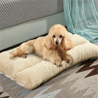 Soft Cozy Fleece Warm Luxury Dog Cat Bed Plus Size Pet Bed Kennel for Large Dogs