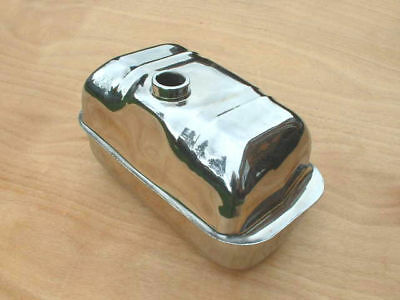 Lambretta   Stainless Steel  Fuel Tank  - Brand New
