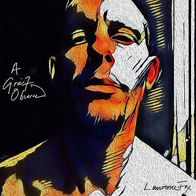 Laurence Fox - A Grief Observed CD ALBUM NEW (8TH NOV)