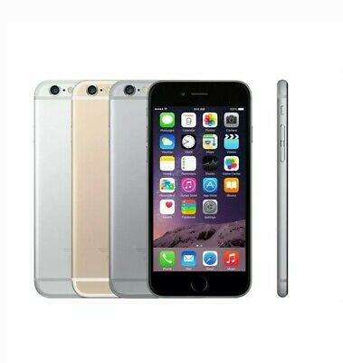 Apple iPhone 6 16GB 32GB 64GB SPACE GREY SILVER GOLD 12 MONTHS FACTORY WARRANTY