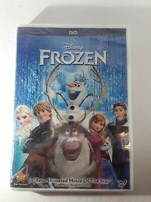 Frozen (DVD, 2014) No Slipcover