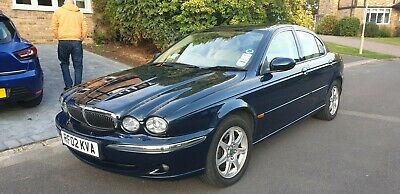 2002 Jaguar X type V6 X-type Sport Salon Manual Great condition one owner