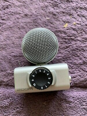 Zoom MSH-6 | Portable Recorder Microphone Capsule | Ms Stereo MIC | 15091 #3742