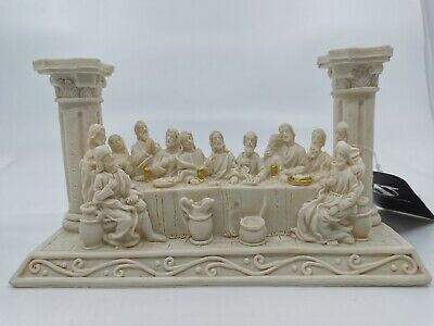 The Last Supper Religious Figure Jesus Sculpture Model Statue