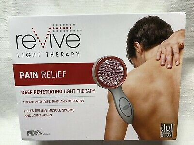 New reVive Light Therapy Clinical Pain Relief Light Therapy