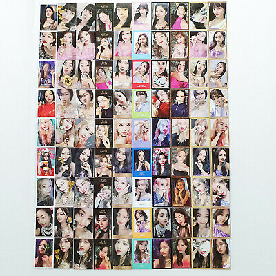 [Rare Item] TWICE 8th Mini Album [FEEL SPECIAL] Official Photocard Full Set(90P)