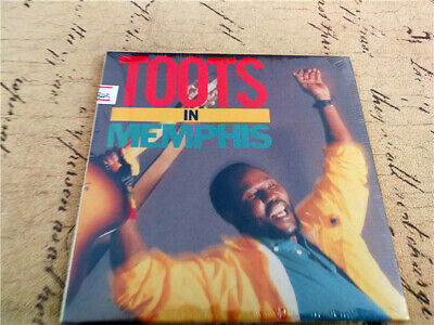 Toots* – Toots In Memphis b0002877-02 US CD E136-02