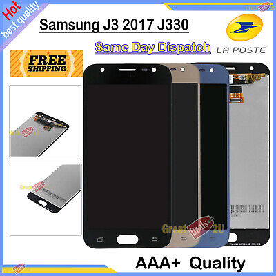 Écran LCD Pour Samsung Galaxy J3 2017 J330 J330F J330FN Tactile Screen Display