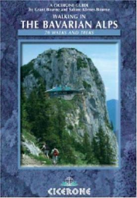 Walking in the Bavarian Alps (Walking Overseas) by Bourne, Grant, Bourne, Sabin