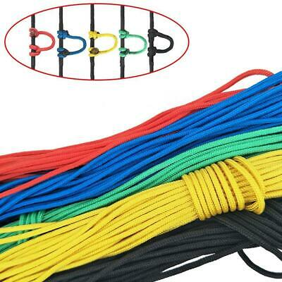 10 feet Archery Nocking D Loop Rope String Cord Release 3mMaterial Compound Bow