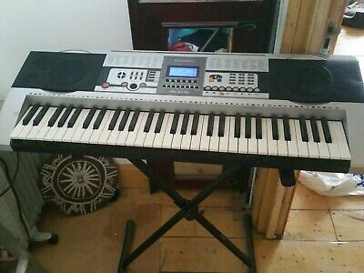 Keyboard piano used 61 key with stand