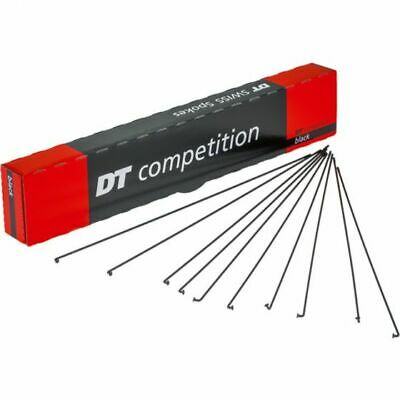 100 Dt Swiss Competition 2.0mm Double Butted Spokes Silver £13.95 Limited Sizes!