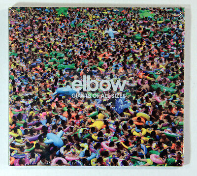 Elbow - Giants Of All Sizes (Limited Edition CD Signed By The Band) New & Sealed