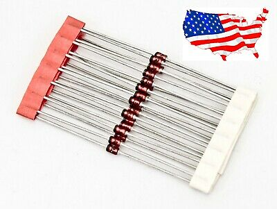 ' 1N4730A (10 pcs) 1W 3.9V ZENER DIODE - from USA