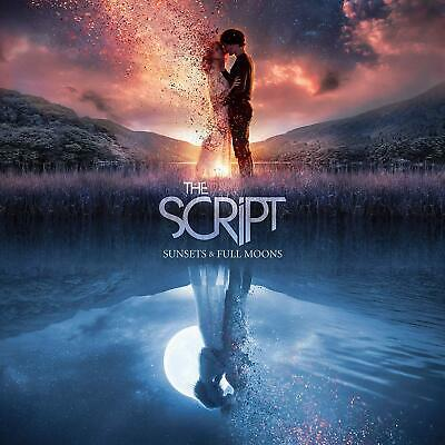 The Script – Sunsets & Full Moons CD ALBUM  NEW(8THNOV)