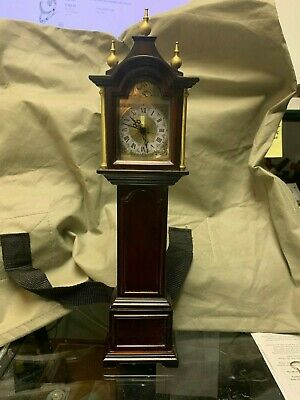The Bombay Company Royston Mini Grandfather Clock, 2001