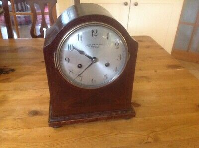 Wales And McCulloch Cheapside Mantle Clock