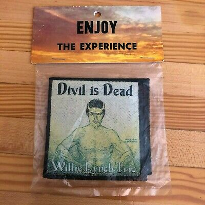 enjoy the experience patches mishka sinecure johan kugelberg RARE hangcard 3 pac