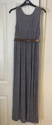 Blooming Marvellous Maxi Maternity Dress Size 8