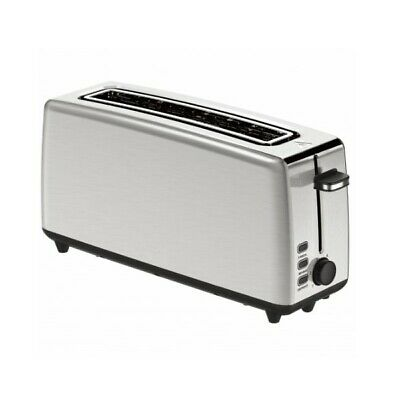 Toaster mit Abtaufunktion Eurotec CD-30850A 1000W Edelstahl
