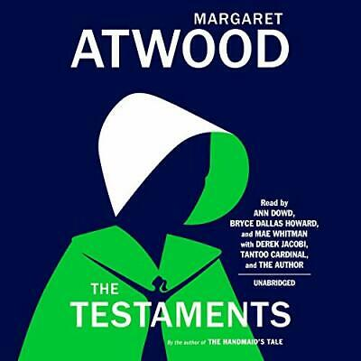 The Testaments By Margaret Atwood **AUDIO** (SEE FULL DETAILS)