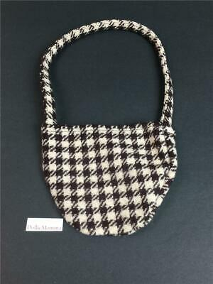 American Girl Josefina Checked Wool BAG from Picnic Lunch Set~1pc Historical AG