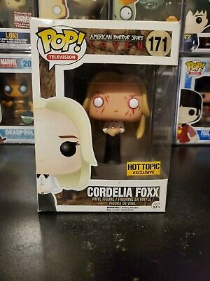 Funko Pop! American Horror Story Coven Cordelia Foxx #171 Hot Topic Exclusive