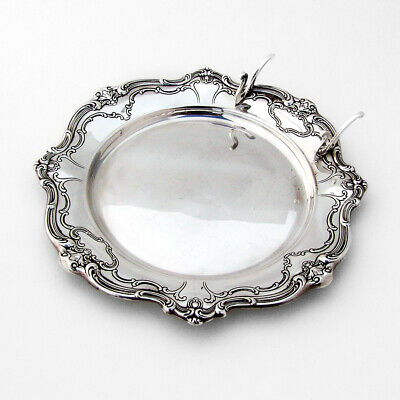 Chantilly Duchess Butter Plate Knife Rest Gorham Sterling Silver