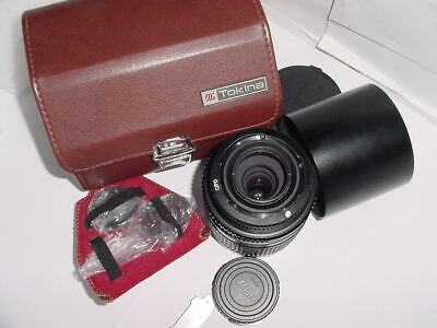 Canon FD Fit TOKINA 500mm F/8 RMC MIRROR Manual Focus Telephoto Lens * as mint