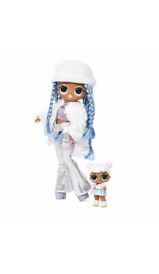 LOL Surprise OMG L.O.L. SNOWLICIOUS DOLL Winter Disco O.M.G. 2019 New In Hand