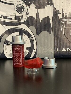 Disney Star Wars Galaxy's Edge Red Kyber Crystal Opened But Never Used