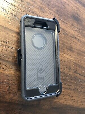 Otterbox Defender Series Case for Iphone 7 & iPhone 8 4.7 with Holster Black
