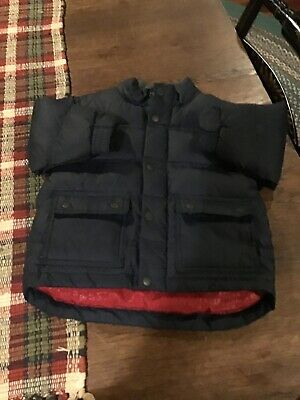Baby Gap Toddler Boys Down Filled Jacket....size 18-24 Months