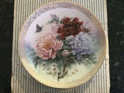Lena Liu Collectable Plates - Symphony of Shimmering Beauty 1991 - Plate #5