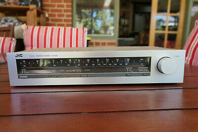 JVC FM/AM Stereo Tuner T-10X Vintage Made in JAPAN