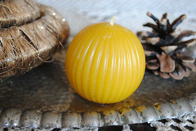 Beeswax Giant Candles - Xmas, Christmas Table Centre Piece