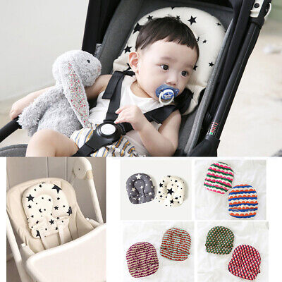 Support Pillow Car Seat Head Body Newborn Baby Stroller Liner Mat Cushion Pad TP