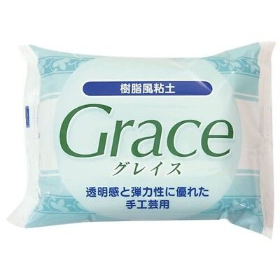 Nisshin associates Grace Resin style clay for handicraft