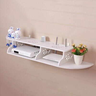 DVD Book Display Storage Board Floating Shelves Wall Mounted Shelf For TV Box Ce