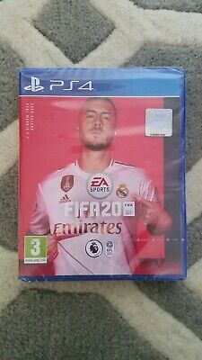 Fifa 20 PS4 Brand New Unopened Sealed in Wrapper