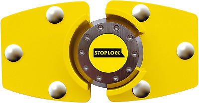 Stoplock 'Van Lock' - Side And Rear Door Anti-Theft Security Device W/Keys