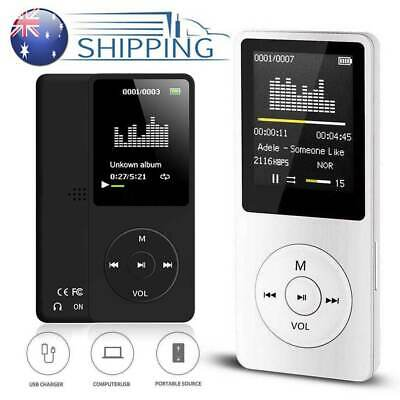 "IPod Style 128GB Portable 1.8"" LCD MP3 MP4 Music Media Video  Player FM Radio"